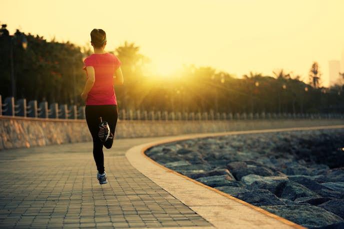 痩せる有酸素運動メニュー