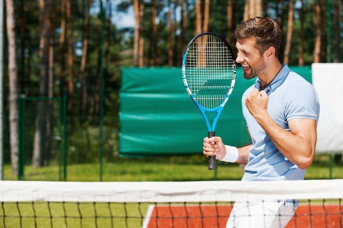 正しい筋トレを身に付けてテニスの勝率を上げる