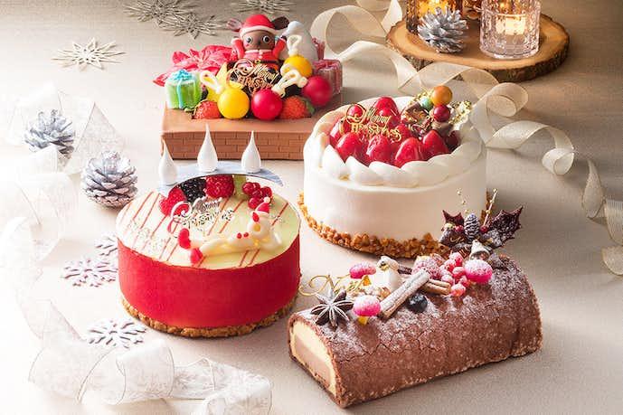 2018年の人気クリスマスケーキは横浜ベイホテル東急1