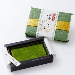 予算1000円のクリスマスプレゼントに伊藤久右衛門の生チョコレート