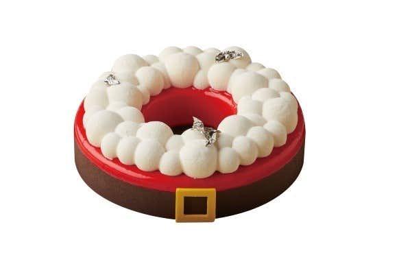 2018年の人気クリスマスケーキはザ・リッツ・カールトン東京1