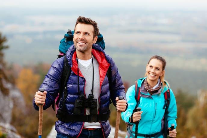 体力作りのための登山トレーニング