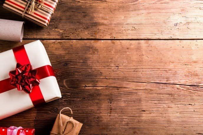 40代50代の妻へのクリスマスプレゼントランキング