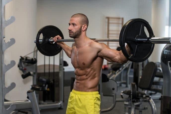 脊柱起立筋を鍛えるために必要なグッドモーニングトレーニング
