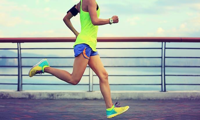 ジョギングの正しいやり方とコツ
