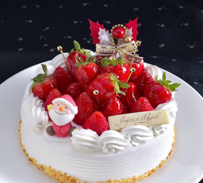 2018年の人気クリスマスケーキはホテル日航福岡2