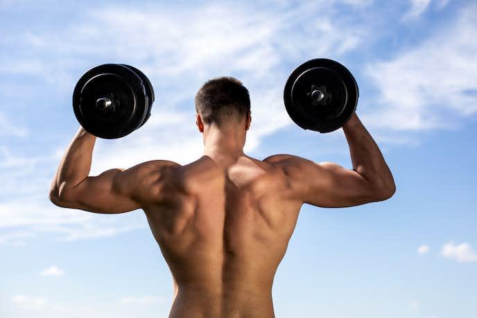 腹筋を鍛えるには背筋も鍛える必要がある