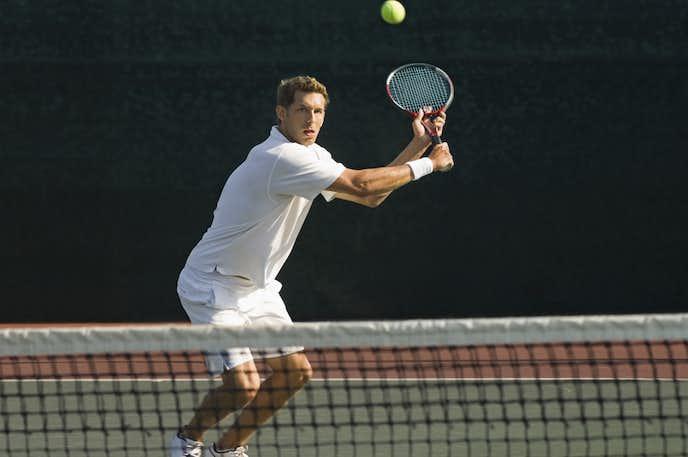 テニス上達には体幹トレーニングが必要