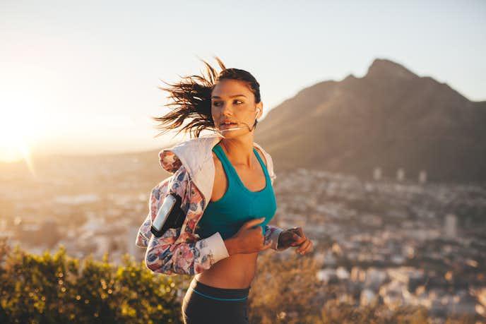 脂肪燃焼効果が高い有酸素運動