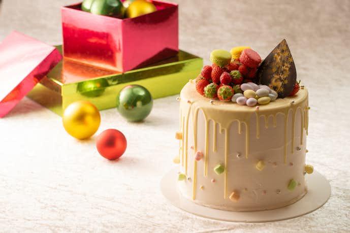 2018年の人気クリスマスケーキは軽井沢プリンスホテル2