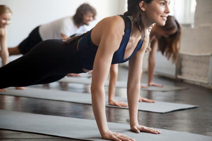 腹部と腰の脂肪を燃焼する有酸素運動