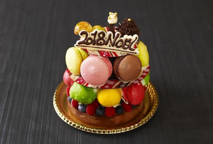 2018年の人気クリスマスケーキは川崎日航ホテル2