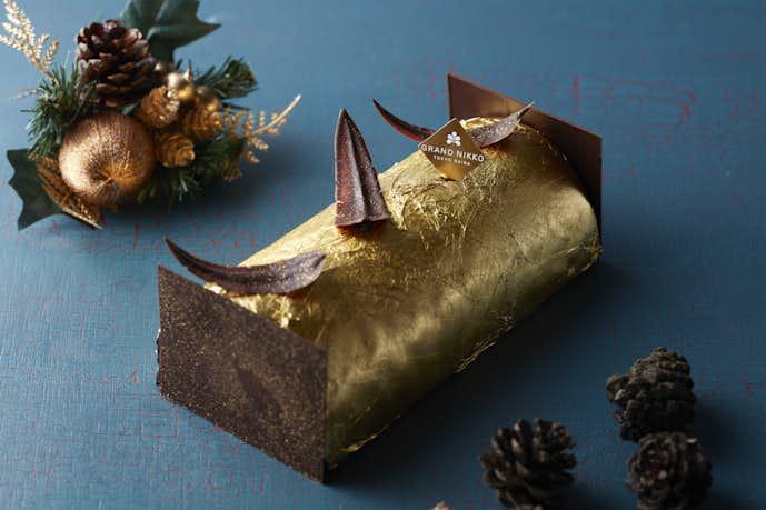 2018年の人気クリスマスケーキはグランドニッコー東京台場2