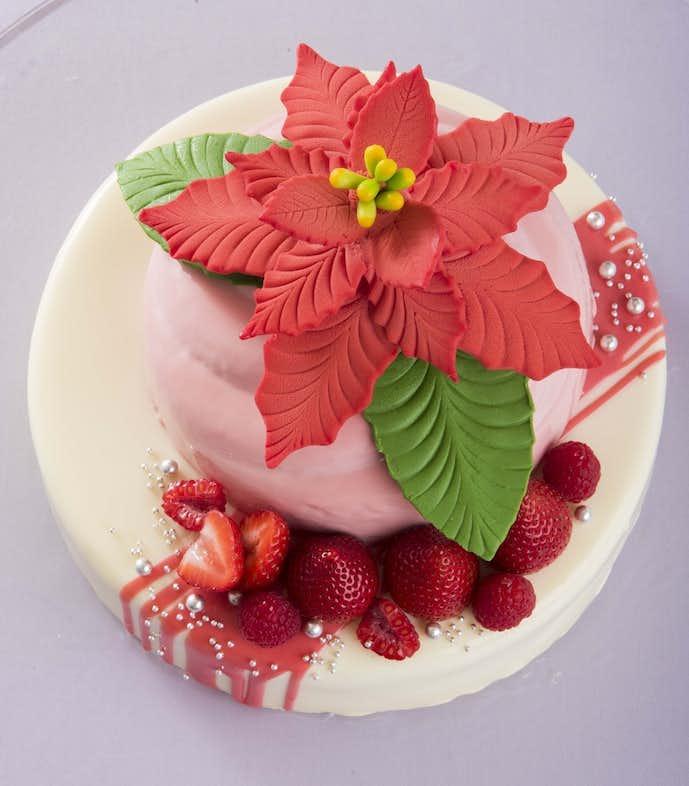 2018年の人気クリスマスケーキはリーガロイヤルホテル東京1