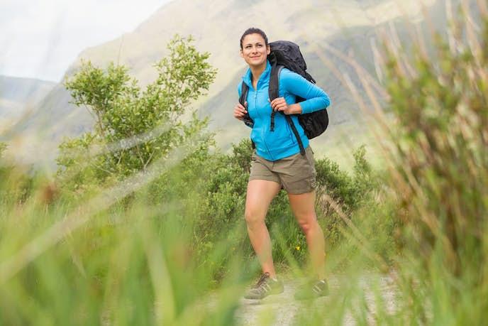 登山トレーニングには低山に登るのがおすすめ