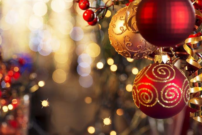 クリスマスツリーイルミネーション
