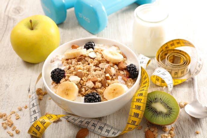 朝ランニングの正しい朝食の取り方