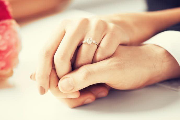彼女が絶対喜ぶ誕生日プレゼントは指輪