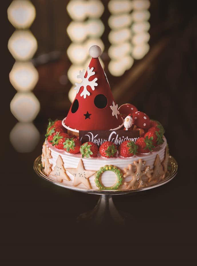 2018年の人気クリスマスケーキはホテルオークラ東京1