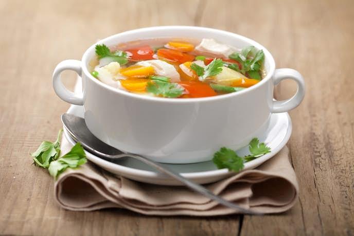 夜食はスープがダイエットにおすすめ
