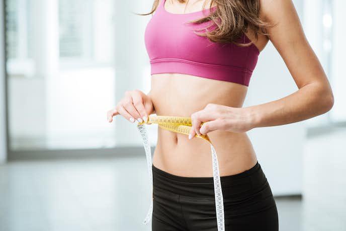 スクワットは脂肪燃焼効果の高いトレーニング