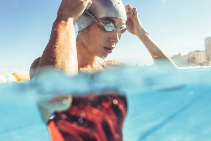 水泳ダイエットの頻度と時間