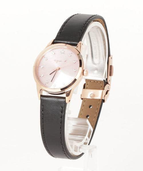 40代50代へのクリスマスプレゼントはアニエスベーの腕時計