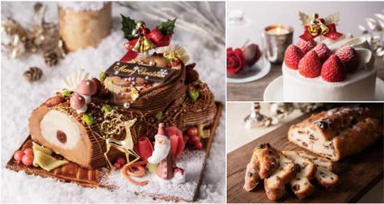 2018年の人気クリスマスケーキはホテル阪急インターナショナル