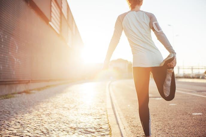 痩せる運動は昼から夕方の時間帯が最適