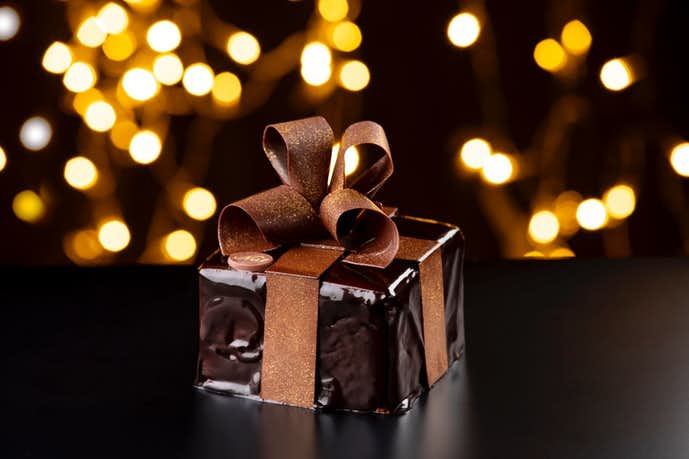 2018年の人気クリスマスケーキはヒルトン東京お台場2