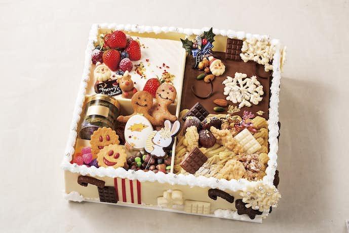 2018年の人気クリスマスケーキはオリエンタルホテル東京ベイ2