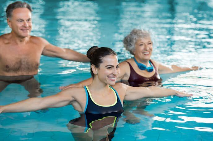 水泳ダイエットで楽しく効果的に痩せる