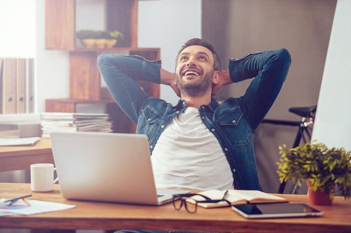 運動をすると脳が活性化して仕事が捗る