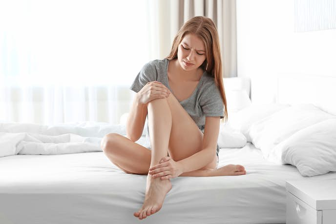 「すねがつる」・「筋肉痛」が頻繁に起こる場合の効果的な治し方&予防法