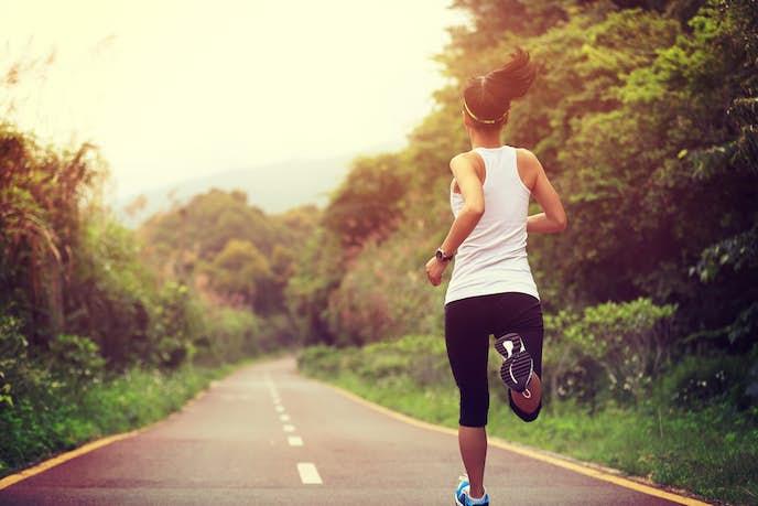走ることは運動不足解消に繋がる