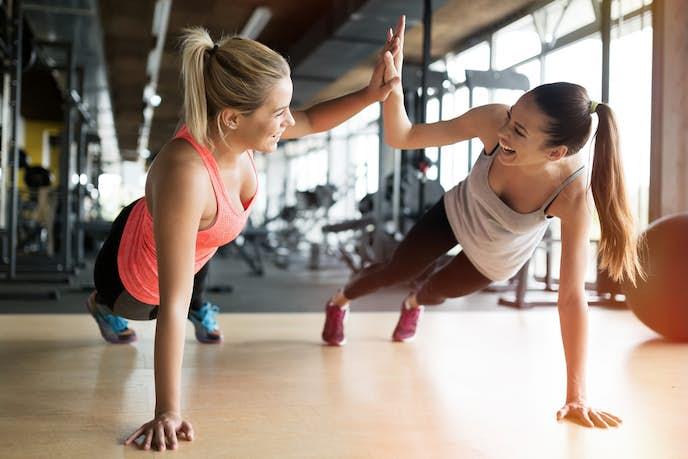 体重を効果的に減らすトレーニング