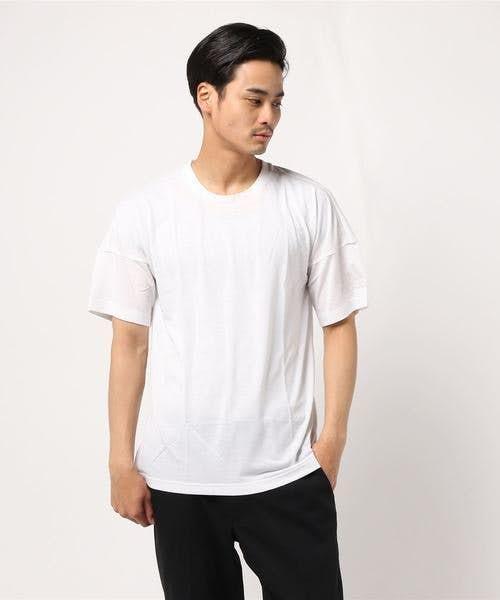 メンズにおすすめの白Tシャツブランド
