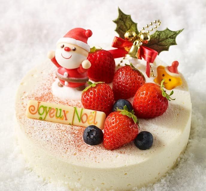 2018年の人気クリスマスケーキは浦和ロイヤルパインズホテル2