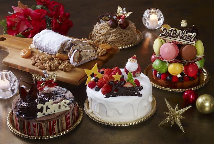 2018年の人気クリスマスケーキは川崎日航ホテル1