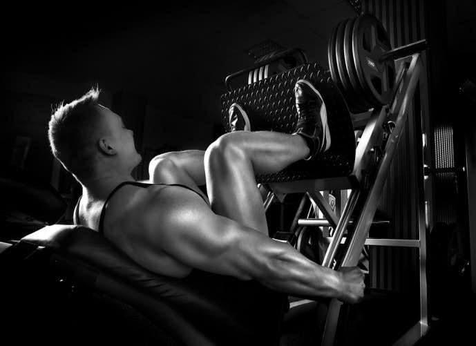 効果的に筋肥大できるマシン筋トレメニュー