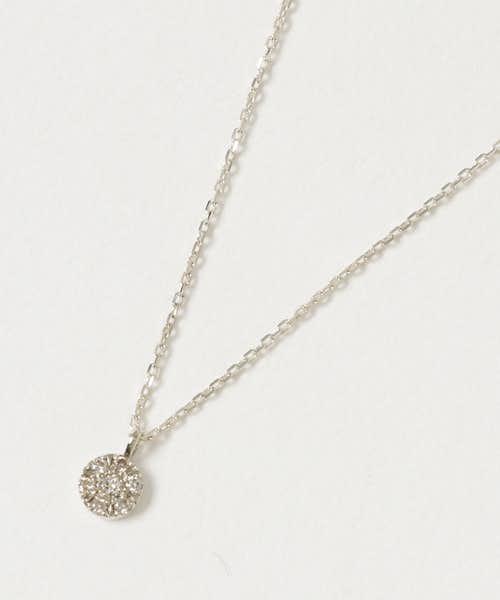 クリスマスプレゼントにおすすめのアガットのダイヤモンドネックレス