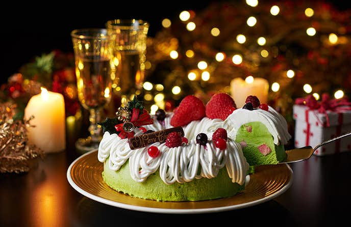 5000円以内のクリスマスプレゼントは伊藤久右衛門の宇治抹茶アイスケーキ