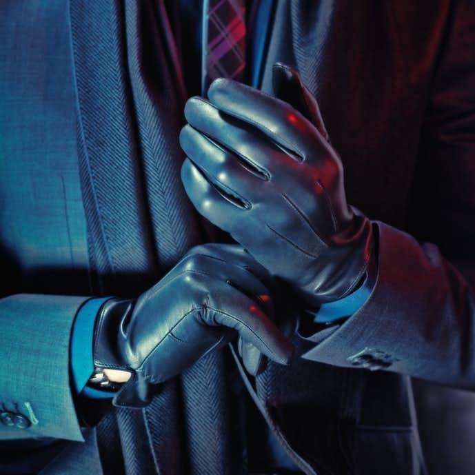 メンズにおすすめのおしゃれ手袋ブランド