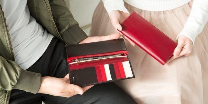 彼氏が喜ぶクリスマスプレゼントはカスタマイズできるオーダー財布