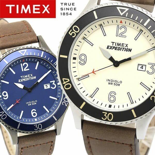 彼氏が喜ぶ1万円以内のクリスマスプレゼントはタイメックスの腕時計