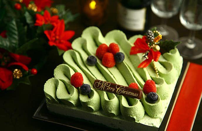 彼氏へのクリスマスプレゼントは伊藤久右衛門のクリスマスケーキ