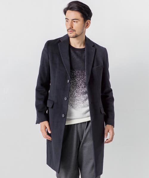 彼氏が喜ぶクリスマスプレゼントの服はキャサリンハムネットのコート