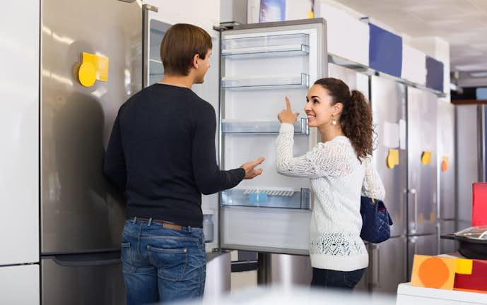 冷蔵庫選びで大切なポイント