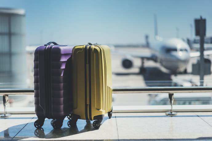 スーツケースの正しい選び方とは