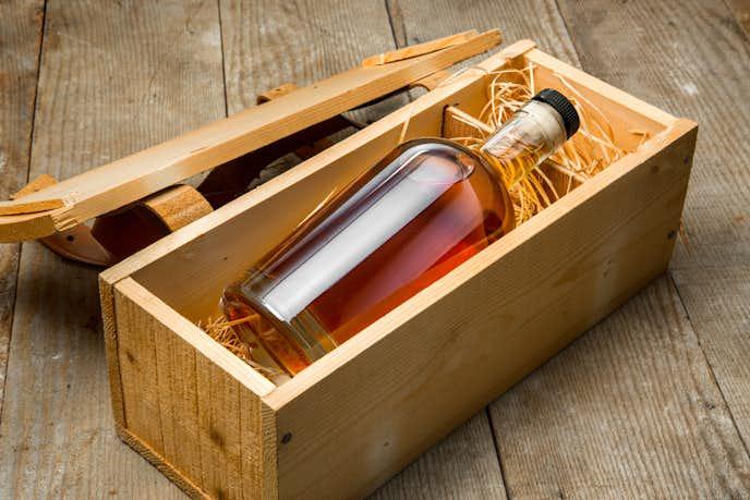プレゼントにおすすめのウイスキー
